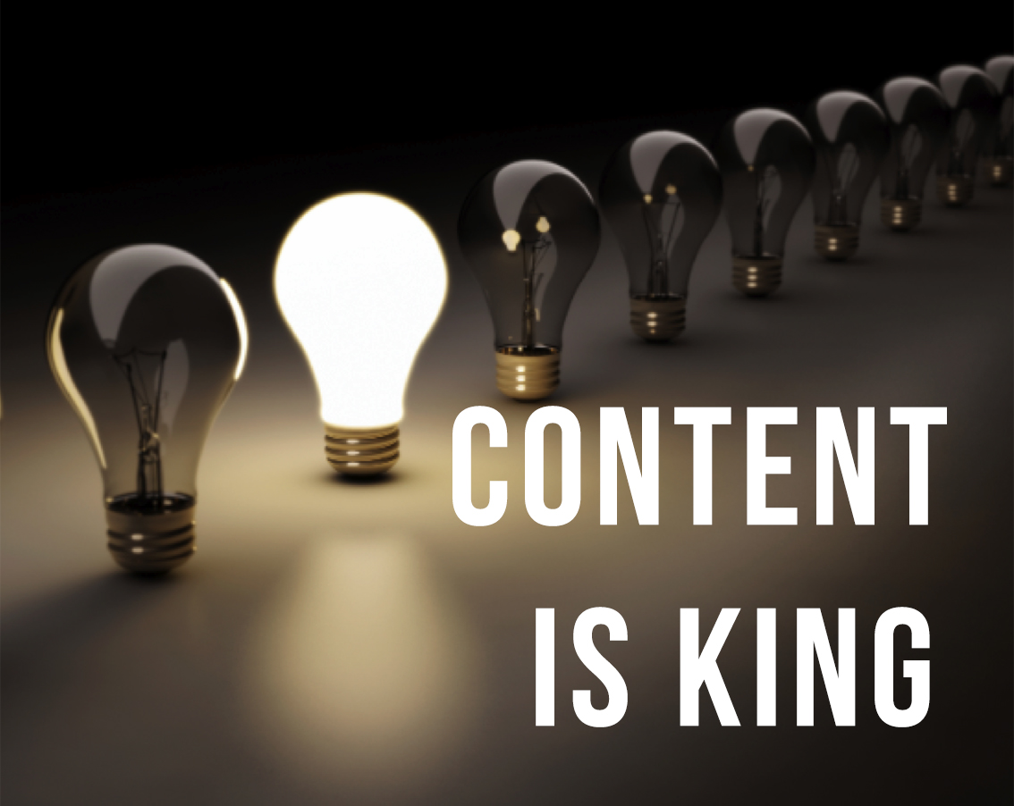 Il contenuti di valore sono tutto.