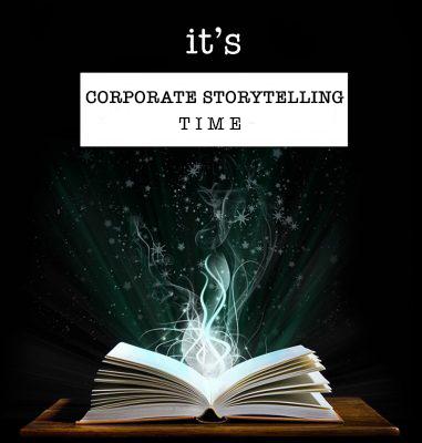 corporate storytelling di Lisa Maio